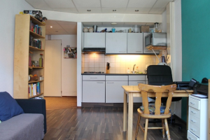 Bekijk studio te huur in Tilburg Nieuwstraat, € 550, 30m2 - 340185. Geïnteresseerd? Bekijk dan deze studio en laat een bericht achter!