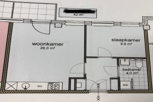 Bekijk appartement te huur in Apeldoorn Hoofdstraat, € 728, 42m2 - 381801. Geïnteresseerd? Bekijk dan deze appartement en laat een bericht achter!