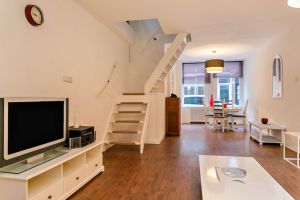 View house for rent in Alkmaar Druivenlaan, € 1500, 72m2 - 380921. Interested? check out this house and leave a message!