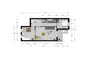 For rent: Apartment Dullertstraat, Arnhem - 1