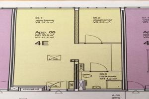 Bekijk appartement te huur in Noordwijk Zh Bonnikeplein, € 950, 56m2 - 373952. Geïnteresseerd? Bekijk dan deze appartement en laat een bericht achter!