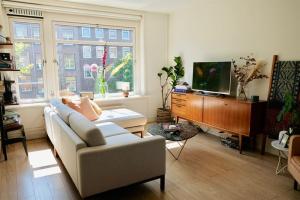 Te huur: Appartement Jan van Galenstraat, Amsterdam - 1