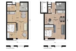 Bekijk appartement te huur in Groningen Hora Siccamasingel, € 759, 45m2 - 377528. Geïnteresseerd? Bekijk dan deze appartement en laat een bericht achter!