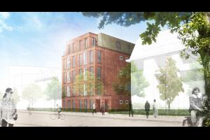 Bekijk appartement te huur in Groningen Friesestraatweg: Project Kraggenburcht 20 luxe huurapp. - € 825, 50m2 - 293466