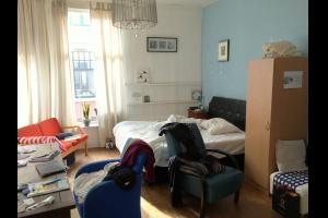 Bekijk kamer te huur in Leiden Haarlemmerstraat: Leuke gemeubileerde kamer  - € 665, 35m2 - 303933