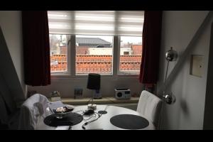 Bekijk studio te huur in Delft Vlamingstraat, € 985, 30m2 - 282544. Geïnteresseerd? Bekijk dan deze studio en laat een bericht achter!