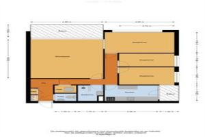 Bekijk appartement te huur in Enschede Waalstraat, € 895, 87m2 - 391139. Geïnteresseerd? Bekijk dan deze appartement en laat een bericht achter!