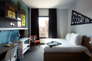Bekijk kamer te huur in Eindhoven Stationsweg: Fully-Furnished Room with Private Bathroom - € 685, 18m2 - 347111