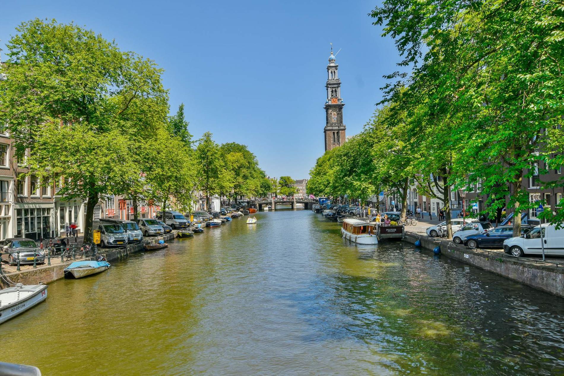 Te huur: Appartement Kerkstraat, Amsterdam - 14