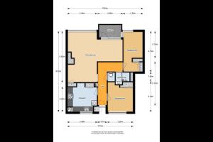 Bekijk appartement te huur in Apeldoorn Kobaltstraat, € 725, 77m2 - 322599. Geïnteresseerd? Bekijk dan deze appartement en laat een bericht achter!