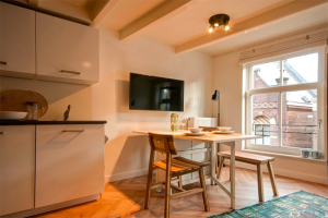 View apartment for rent in Haarlem Warmoesstraat, € 1400, 60m2 - 381968. Interested? check out this apartment and leave a message!