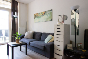 For rent: Studio De Clercqstraat, Amsterdam - 1