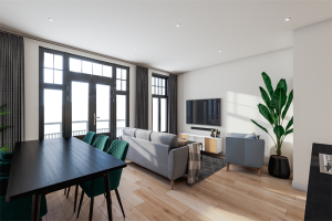 For rent: Apartment Tuinbouwdwarsstraat, Groningen - 1