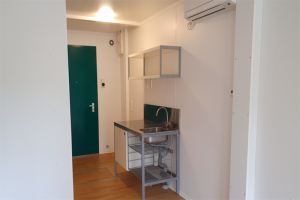 Bekijk studio te huur in Groningen Damsterdiep, € 475, 24m2 - 377105. Geïnteresseerd? Bekijk dan deze studio en laat een bericht achter!