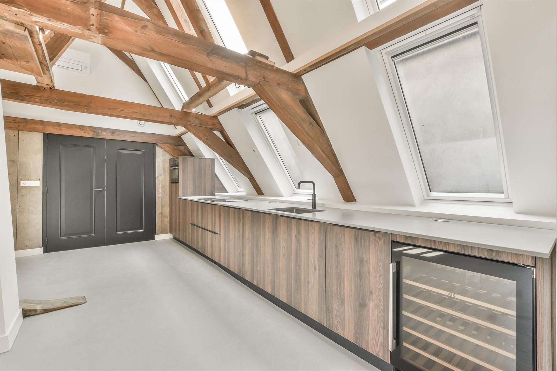 Te huur: Appartement Nieuwe Gracht, Haarlem - 3