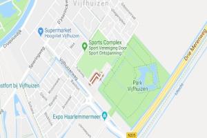 Bekijk studio te huur in Vijfhuizen J.S. park: mooie kamer aangeboden Vijfhuizen/Amsterdam - € 850, 35m2 - 352855