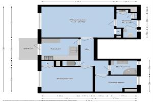 For rent: Apartment Stationsstraat, Hilversum - 1