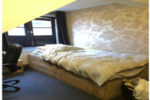 View room for rent in Leiden Sint Aagtenstraat, € 295, 10m2 - 381810. Interested? check out this room and leave a message!