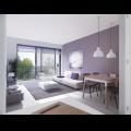 Bekijk appartement te huur in Groningen De Kaai: Spiksplinternieuw appartement  - € 895, 42m2 - 295848