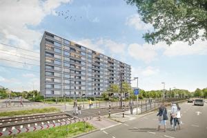 Te huur: Appartement Van Vollenhovenlaan, Utrecht - 1