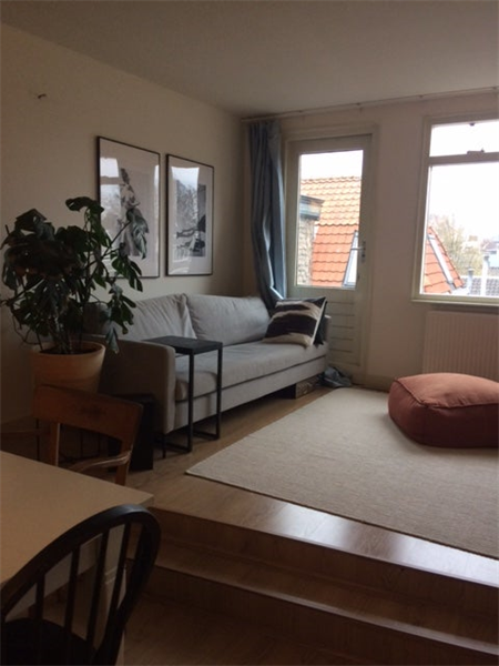 Te huur: Appartement Nachtegaalstraat, Utrecht - 1