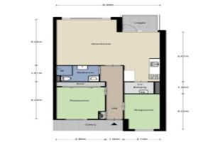Bekijk appartement te huur in Den Bosch Akeleistraat, € 1060, 69m2 - 387313. Geïnteresseerd? Bekijk dan deze appartement en laat een bericht achter!