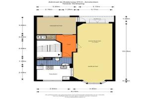 Bekijk appartement te huur in Amsterdam Admiraal de Ruijterweg, € 1695, 200m2 - 381498. Geïnteresseerd? Bekijk dan deze appartement en laat een bericht achter!