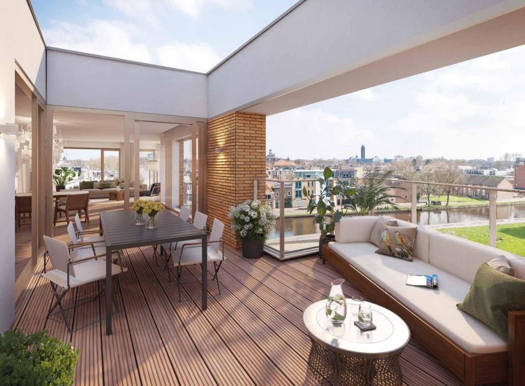 Te huur: Appartement Plein Delftzicht, Delft - 13