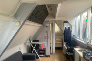 Te huur: Appartement Achterom, Delft - 1