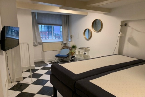 For rent: Studio Korsjespoortsteeg, Amsterdam - 1