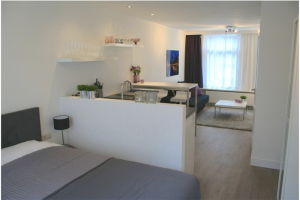 For rent: Studio Egelantiersstraat, Amsterdam - 1