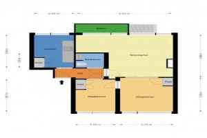 Bekijk appartement te huur in Rotterdam Portugesestraat, € 1000, 58m2 - 381503. Geïnteresseerd? Bekijk dan deze appartement en laat een bericht achter!