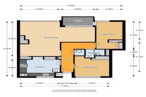 For rent: Apartment Kobaltstraat, Apeldoorn - 1