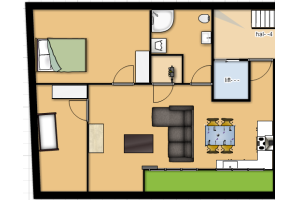 Bekijk appartement te huur in Roosendaal Molenstraat, € 895, 60m2 - 309988. Geïnteresseerd? Bekijk dan deze appartement en laat een bericht achter!