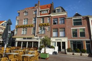 Bekijk appartement te huur in Leiden Beestenmarkt: Split-level appartement  - € 1150, 90m2 - 355070